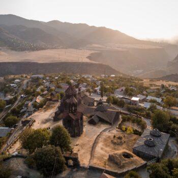 Najpopularniejsze atrakcje Armenii