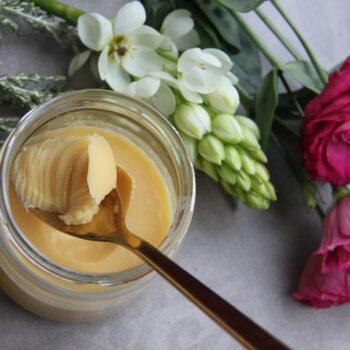 Właściwości masła klarowanego
